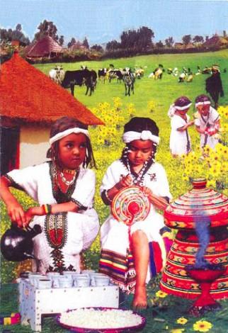 Ethiopian new year addis ethiopia weblog enkutatash m4hsunfo