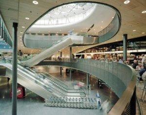 Zurich Airport Interior