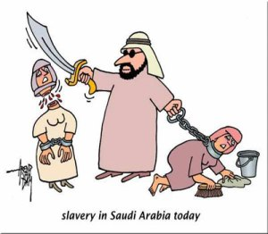 SaudSlavery