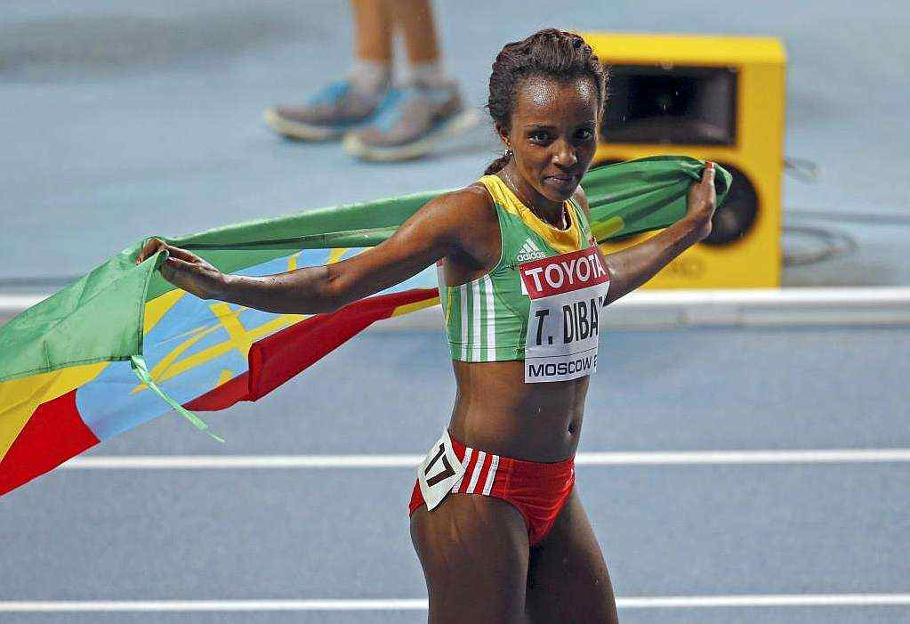 Tirunesh Dibaba  Addis Ethiopia Weblog-6619