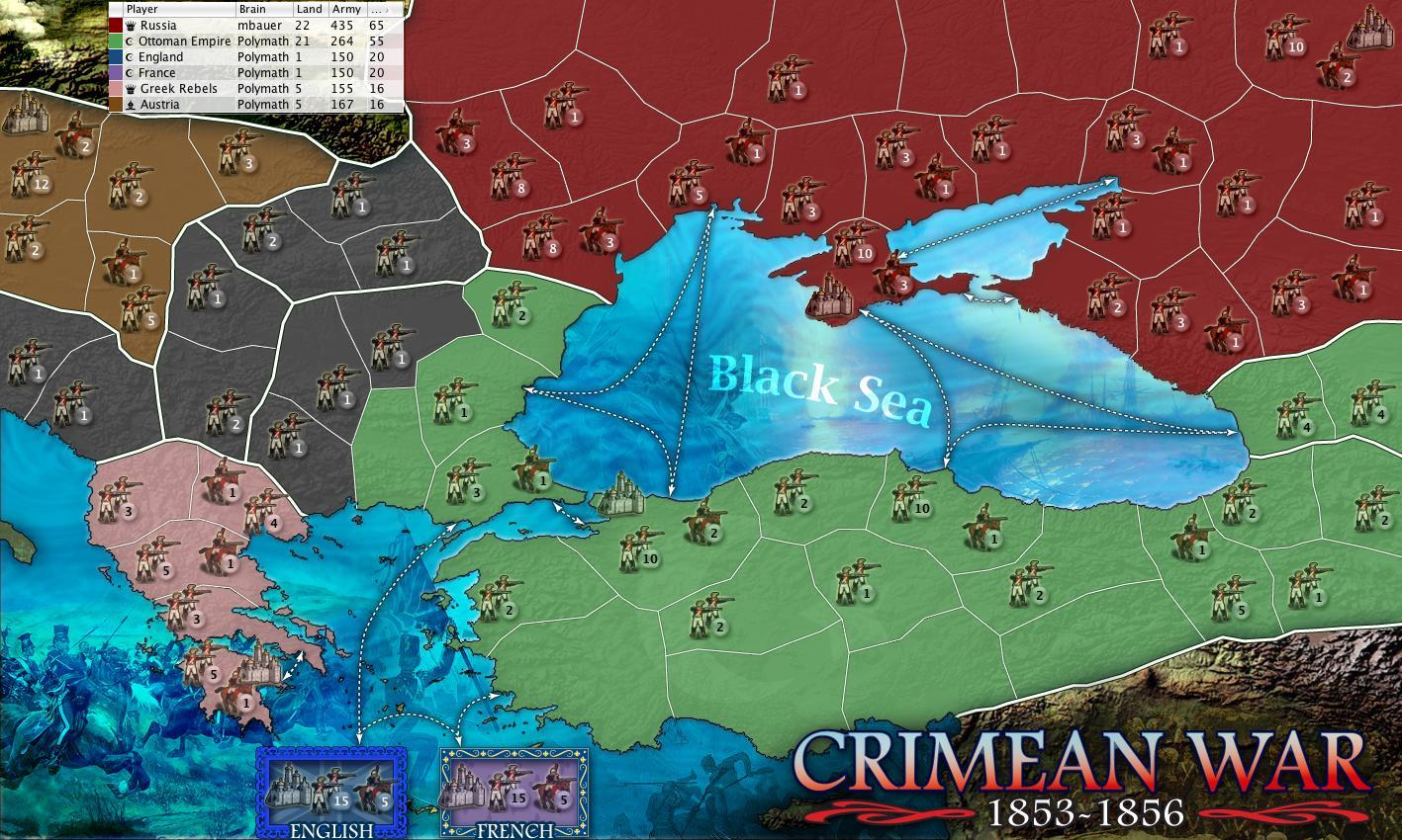 Constantinople World Map