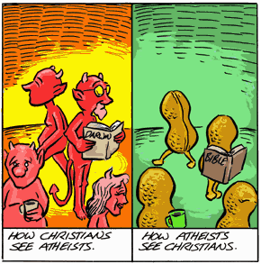 Christians-vs-Atheists
