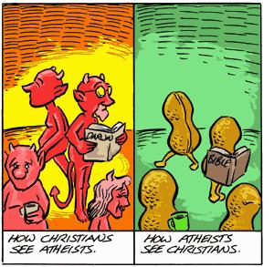 Christians-vs-Atheists