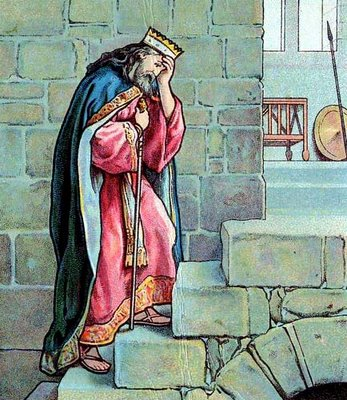david the sin of a king Give 5 sins of king david and what he did to show his sincere repentance to god.