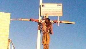 Crucifying