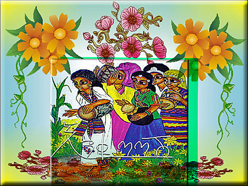 The Ethiopian New Year (Enkutatash) « Addis Ethiopia Weblog