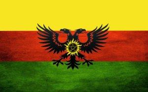 KurdishRojavaFlag