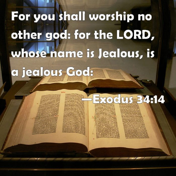 Exodus 3414