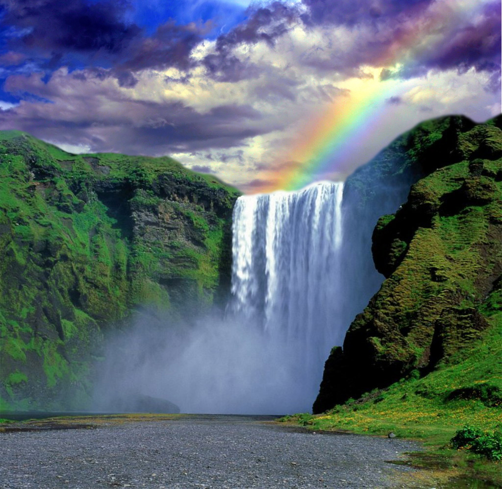 Waterfall_Rainbow