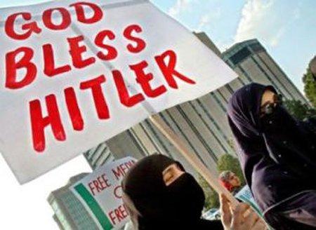 Image result for muslim anti semitism